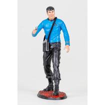 Estatueta Star Trek Spock Jornada Nas Estrelas