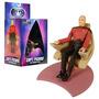 Boneco Capitão Picard - Na Cadeira De Comando Lacrado.