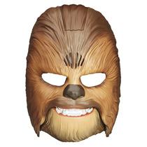 Máscara Eletrônica Sidekick Chewbacca Hasbro B3226