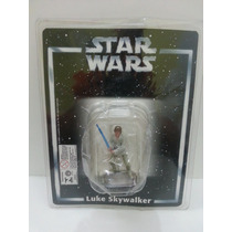 Miniatura Star Wars Luke Skywalker Planeta Agostini Chumbo
