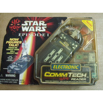 Commtech Reader Star Wars - Leitor Chip Commtech