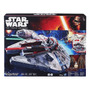 Star Wars Vii Millennium Falcon Luxo Som,luz,nerf Hasbro