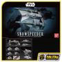 Bandai Star Wars Snowspeeder 1/148 Model Kit