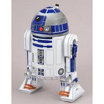 Maquete Do R2d2 Star Wars Em Papel Voce Mesmo Pode Fazer!!
