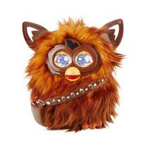 Furbacca Star Wars Furby Chewbacca Pelúcia Interativa Hasbro