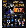 Star Wars Promoção Bottle Caps ( Tampinhas ) Da Pepsi Japão
