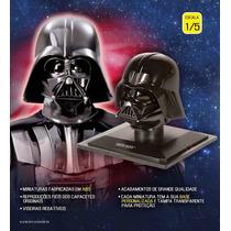 Capacete Darth Vader Star Wars Planeta Deagostini