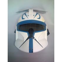 Máscara Capacete Comandante Rex Clone - Star Wars Hasbro