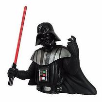 Boneco Star Wars Darth Vader Busto Cofre Filme Oscar Cinema