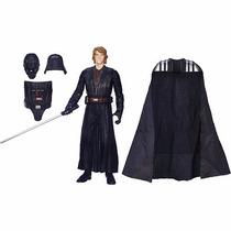 Anakin To Darth Vader Star Wars Acende Sabre De Luz E Fala