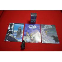 Bonecos Star Wars Xadrez Lacrados Colecão: Planeta D`agostin