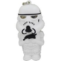 Chaveiro Stormtrooper Star Wars Led Som Anakin Darth Vader