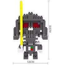 Star Wars Blocos Para Montar Loz Darth Vader - Frete Barato