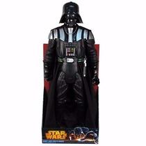 Boneco Darth Vader Star Wars Gigante 79 Cm Dtc