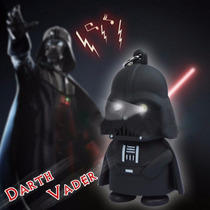 Chaveiro Darth Vader Star Wars Com Led E Som Frete A R$ 7.00