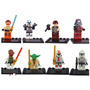 Star Wars - Similar Lego - Kit C/ 3 Peças - Pronta Entrega