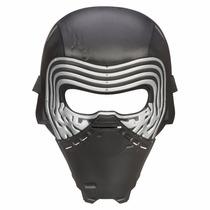 Star Wars The Force Awakens Kylo Ren Mascara