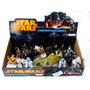 Coleção Bonecos/chaveiros Star Wars 24 Pçs