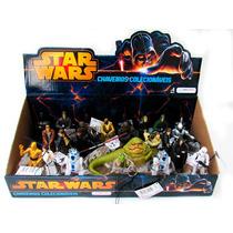 Boneco Chaveiro Star Wars Display C/ 24 Pcs - Multikids