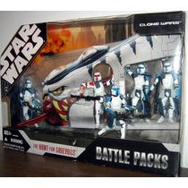 The Hunt For Grievous - Battle Pack Star Wars Hasbro