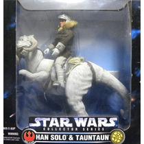 Star Wars Hans Solo E Taun Taun - Guerra Nas Estrelas