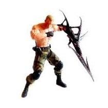 Resident Evil - Krauser - Neca - Psfmonteiro - Raro