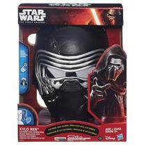Máscara Eletrônica Kylo Ren Star Wars The Force Awakens