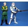 Universo Expandido Governor Tarkin & Stormtrooper Lacrado