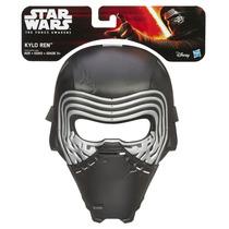 Máscara Star Wars Básica Ep Vii Kylo Ren Original Hasbro