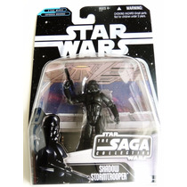 Star Wars The Saga Collection Shadow Stormtrooper Moc