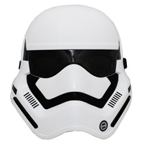 Máscara Star Wars Stormtrooper Com Leds Infantil