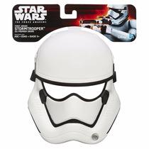 Máscara Stormtrooper - Star Wars Episódio Vii