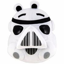 Pelúcia Angry Birds Edição Star Wars Orig. Dtc Storm Trooper