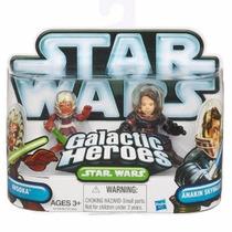 Star Wars Galactic Heroes - Ahsoka & Anakin Skywalker