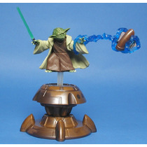 Star Wars - Yoda - Attack Of Clone Wars - Hasbro - P Entrega