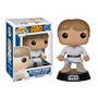 Star Wars Luke Skywalker (tatooine) Boneco Pop Funko 10cms