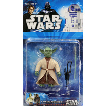 Star Wars Boneco Articulado Modelo Mestre Yoda
