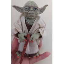Action Figure / Boneco Mestre Yoda Star Wars Pronta Entrega