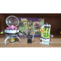 Tartaruga Ninja Kraang Lab Escape ( Tipo Lego )