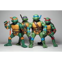 Tartarugas Ninjas - Classic - Seriado Tv - Playmates - Raro