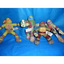 Tartarugas Ninjas Seminovos Mc. Donalds