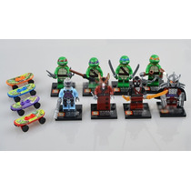 Decool / Lego Tartarugas Ninjas Mestre Splinter Destruidor