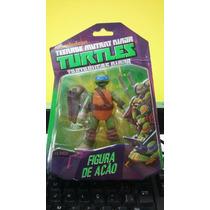 Boneco Tartaruga Ninja Teenage Mutant Ninja Turtles