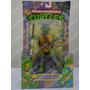 Donatello 17cm Tmnt Tartarugas Ninjas Playmates 1988 Novo