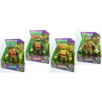 Boneco Tartarugas Ninja 28 Cm Leonardo Mania Virtual