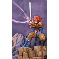 Thundercats - Lion - Estatua Marhard Hero - 36 Cm - Na Caixa