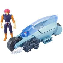 Thundercats Thunderracer - Veiculo + Boneco Lion-o - Sunny