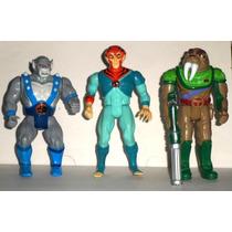 Bonecos Thundercats Ljn - Anos 80 (unidade)