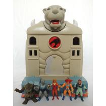 Thundercats - Toca Dos Gatos Da Glasslite - Anos 80 - Raro!