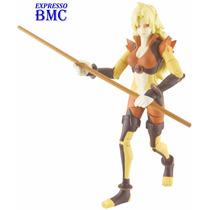 Cheetara Figura Articulada De 10cm Thundercats Bandai #33004